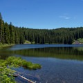 Middle Erma Bell Lake.- Erma Bell Lakes