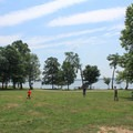 Large area for picnics and recreation.- Leesylvania State Park