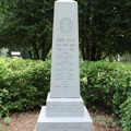 Monument erected for Henry Lee III, a member of the famous Virginian Lee family.- Leesylvania State Park