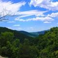 Views over Shenandoah National Park.- Whiteoak Canyon + Cedar Run Circuit