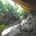 Inside Old Man's Cave.- Hocking Hills State Park
