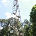 Fire Tower located near Ash Cave.- Hocking Hills State Park