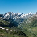 Looking back on the last glimpse of France for the next week.- Tour Du Mont Blanc (TMB) Overview