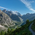 On the way to Col Grand Ferret.- Tour Du Mont Blanc (TMB) Overview