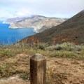 Mile Marker 23.- Trans-Catalina Trail