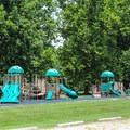 Playground.- Mason Neck State Park
