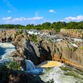 Falls overlook 1.- Great Falls Park