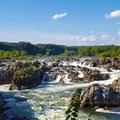 Grand view of Great Falls.- Great Falls Park