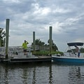Boat launch.- St. Marks National Wildlife Refuge
