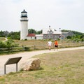 View of the Highland Lighthouse.- Highland Lighthouse