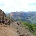 The Kukui Trail.- Lonomea via the Kukui Trail