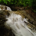 Stag Brook is a waterfall-lover's dream.- Stag Brook Trail