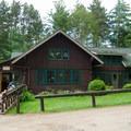 The Adirondak Loj.- Heart Lake Campground