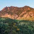 Eldorado Mountain.- Eldorado Mountain