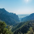 The other side of Eldorado Canyon.- Eldorado Mountain