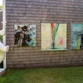 Paintings at the Field Gallery.- The Field Gallery