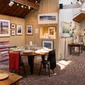 Inside the Field Gallery.- The Field Gallery