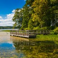 Small fishing pier.- Whitten Park