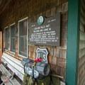 The Zealand Falls AMC Hut.- Zealand Falls AMC Hut