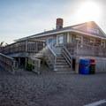 Neck Run Cafe on Devereux Beach.- Devereux Beach