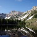 Stella Lake.- Alpine Lakes Loop