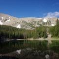 Teresa Lake.- Alpine Lakes Loop