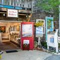 The Art Nook Gallery near Bearskin Neck.- Bearskin Neck