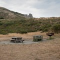 The lower campsites at Coast Camp in Point Reyes National Seashore.- Coast Camp