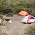 The upper campsites at Coast Camp in Point Reyes National Seashore.- Coast Camp
