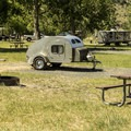 Lewis and Clark Campground.- Lewis and Clark Caverns State Park Campground