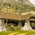The Lewis and Clark Caverns visitor center has excellent exhibits and information.- Lewis and Clark Caverns