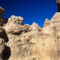 Erosion causes constant change in the spectacular scenery.- The Door Trail