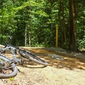 Swift Creek Mountain Bike Trail System.- Pocahontas State Park Campground