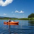 Seeley Lake.- Clearwater Canoe Trail