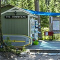 A local lodge rents kayaks and provides a shuttle.- Clearwater Canoe Trail