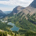 More eyefuls of scenery.- Swiftcurrent Pass Trail