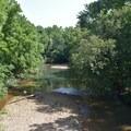 Wilson's Creek to the north.- Wilson's Creek National Battlefield