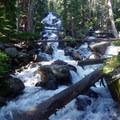 Calpyso Cascades.- Thunder Lake