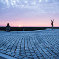 Visiting the monument at the top of the hill is worth the climb.- Wright Brothers National Memorial