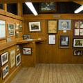 A quick view inside the museum.- Natural Stone Bridge and Caves Park