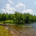 Putnam Pond.- Putnam Pond Campground
