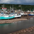 Visit the nearby town of Alma for restaurants and dramatic views of the tidal change.- Fundy Highlands Inn and Chalets