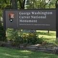 Welcome to George Washington Carver National Monument.- George Washington Carver National Monument