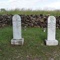 The gravestones of Susan and Moses Carver.- George Washington Carver National Monument