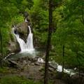 Bash Bish Falls.- Bash Bish Falls State Park