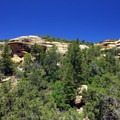 One of many beatiful views from the trail.- Petroglyph Point Trail