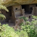 More of the cliff dwellings.- Petroglyph Point Trail