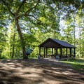 You'll find multiple shelters within the park that are available for picnics and reservations.- Cumberland Mountain State Park