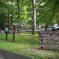You'll find all info, rules and regulations on the campgrounds website.- Cumberland Mountain State Park Campground