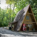 Stop by the camp store to pick up camping items, ice cream or just a cold soda.- Cumberland Mountain State Park Campground
